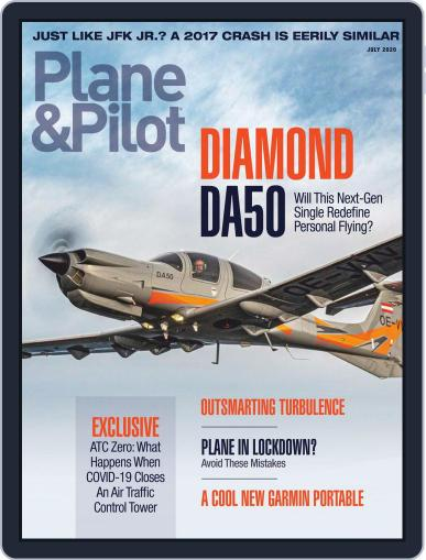 Plane & Pilot Magazine (Digital) July 1st, 2020 Issue Cover