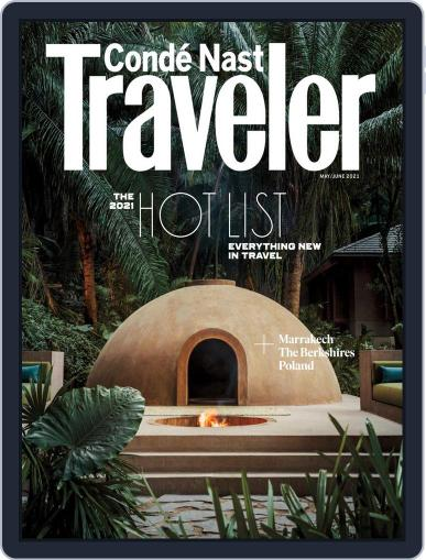 Conde Nast Traveler Magazine (Digital) May 1st, 2021 Issue Cover