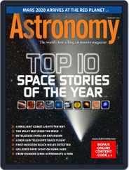 Astronomy Magazine (Digital) Subscription February 1st, 2021 Issue