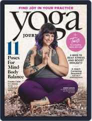 Yoga Journal Magazine (Digital) Subscription November 1st, 2020 Issue