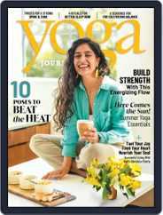 Yoga Journal Magazine (Digital) Subscription July 1st, 2021 Issue