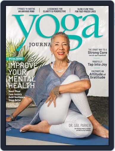Yoga Journal Magazine (Digital) May 1st, 2021 Issue Cover