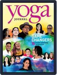 Yoga Journal Magazine (Digital) Subscription November 1st, 2021 Issue
