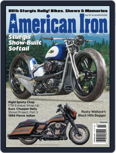 American Iron June 18th, 2020 Digital Back Issue Cover