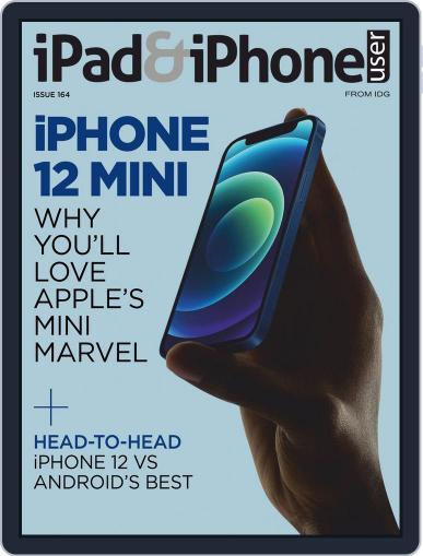 iPad & iPhone User Magazine (Digital) December 1st, 2020 Issue Cover