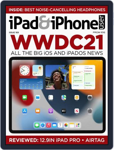 iPad & iPhone User Magazine (Digital) June 11th, 2021 Issue Cover