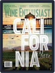 Wine Enthusiast Magazine (Digital) Subscription June 1st, 2021 Issue