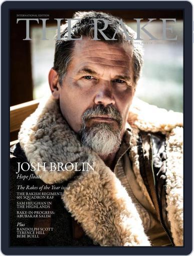 The Rake Magazine (Digital) December 1st, 2020 Issue Cover