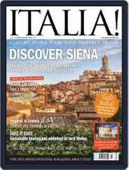 Italia Magazine (Digital) Subscription October 1st, 2020 Issue