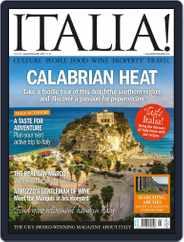 Italia Magazine (Digital) Subscription August 1st, 2021 Issue