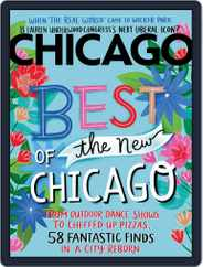 Chicago Magazine (Digital) Subscription August 1st, 2021 Issue