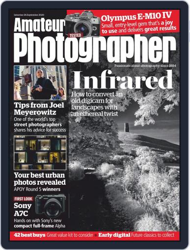 Amateur Photographer Magazine (Digital) September 26th, 2020 Issue Cover