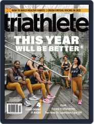 Triathlete Magazine (Digital) Subscription January 1st, 2021 Issue