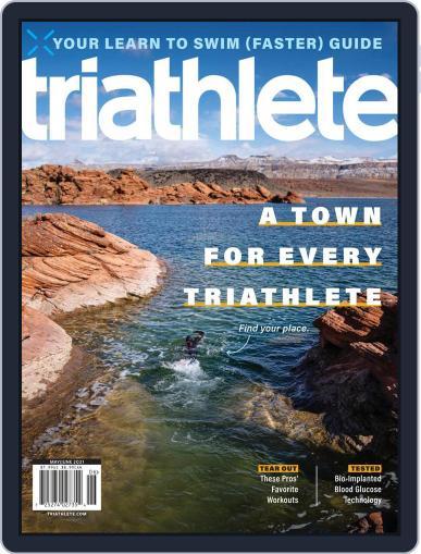 Triathlete Magazine (Digital) May 1st, 2021 Issue Cover
