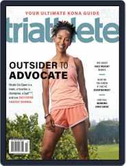 Triathlete Magazine (Digital) Subscription September 1st, 2021 Issue