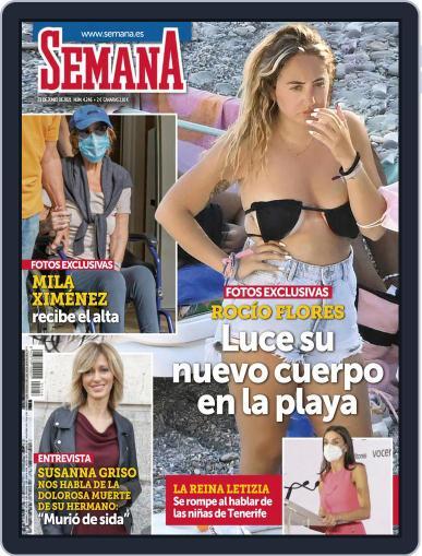 Semana Magazine (Digital) June 23rd, 2021 Issue Cover
