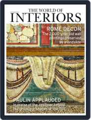 The World of Interiors Magazine (Digital) Subscription November 1st, 2020 Issue