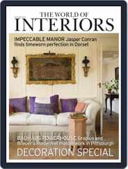 The World of Interiors Magazine (Digital) Subscription October 1st, 2020 Issue