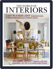 The World of Interiors Magazine (Digital) Subscription August 1st, 2021 Issue