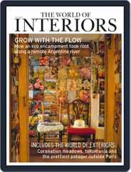 The World of Interiors Magazine (Digital) Subscription July 1st, 2021 Issue