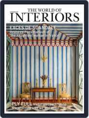 The World of Interiors Magazine (Digital) Subscription November 1st, 2021 Issue