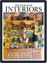 The World of Interiors Magazine (Digital) Subscription October 1st, 2021 Issue