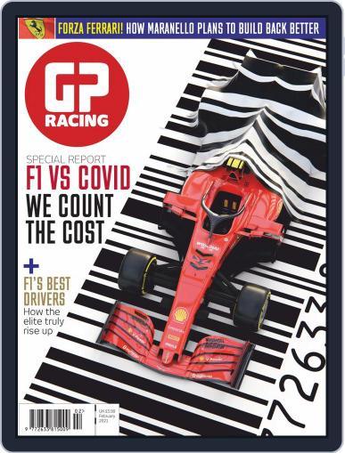 GP Racing UK Magazine (Digital) February 1st, 2021 Issue Cover