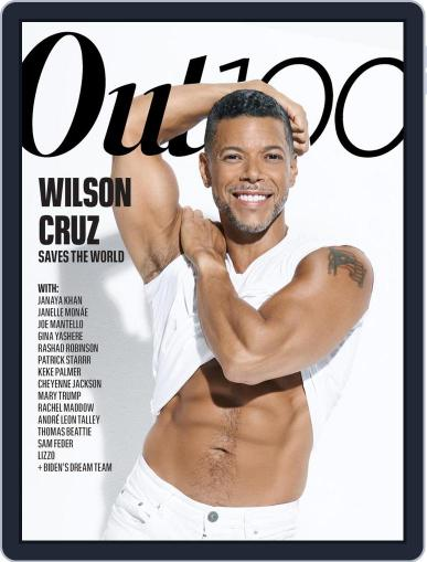OUT Magazine (Digital) November 1st, 2020 Issue Cover