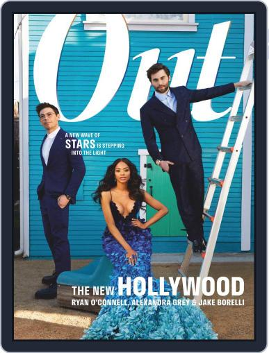 OUT Magazine (Digital) February 1st, 2021 Issue Cover