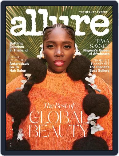 Allure Magazine (Digital) May 1st, 2021 Issue Cover