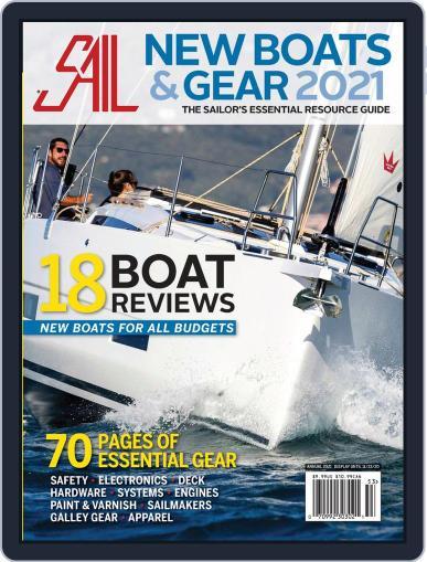 SAIL Magazine (Digital) August 25th, 2020 Issue Cover