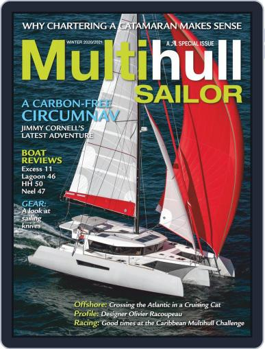 SAIL Magazine (Digital) October 30th, 2020 Issue Cover