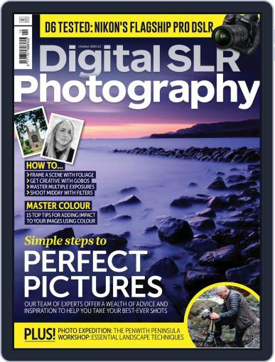 Digital SLR Photography Magazine October 1st, 2020 Issue Cover