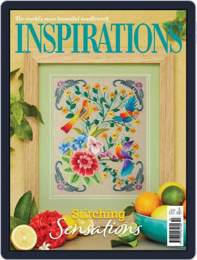 Inspirations Magazine (Digital) April 1st, 2021 Issue Cover