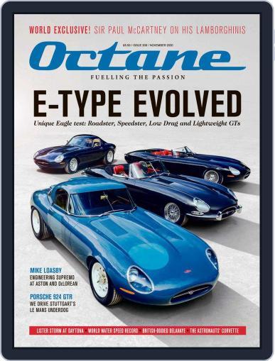 Octane Magazine (Digital) November 1st, 2020 Issue Cover