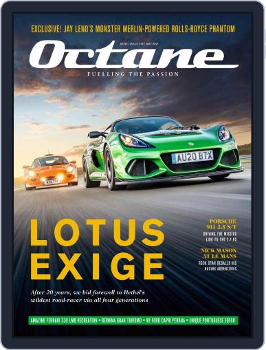 Octane Magazine (Digital) May 1st, 2021 Issue Cover