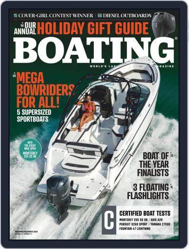 Boating Magazine (Digital) November 1st, 2020 Issue Cover