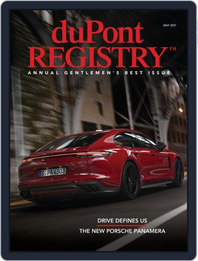 duPont REGISTRY Magazine (Digital) May 1st, 2021 Issue Cover