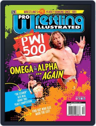 Pro Wrestling Illustrated Magazine (Digital) December 1st, 2021 Issue Cover