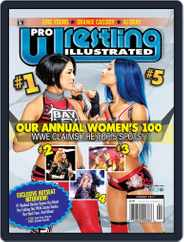 Pro Wrestling Illustrated Magazine (Digital) Subscription January 1st, 2021 Issue