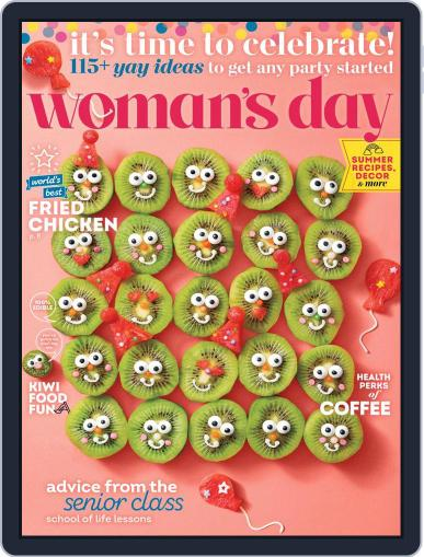 Woman's Day Magazine (Digital) June 1st, 2021 Issue Cover
