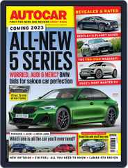Autocar Magazine (Digital) Subscription August 4th, 2021 Issue