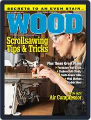 Wood Magazine (Digital) Subscription November 1st, 2020 Issue