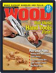 Wood Magazine (Digital) Subscription November 1st, 2021 Issue