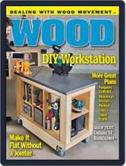 Wood Magazine (Digital) Subscription September 1st, 2021 Issue