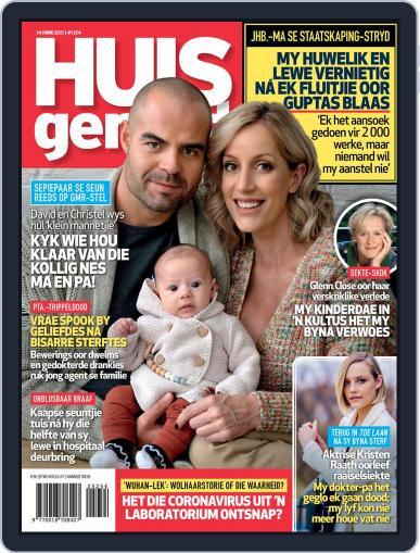 Huisgenoot Magazine (Digital) June 24th, 2021 Issue Cover