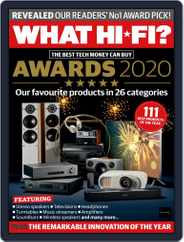 What Hi-Fi? Magazine (Digital) Subscription November 6th, 2020 Issue