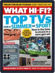What Hi-Fi? Magazine (Digital) Subscription June 1st, 2021 Issue