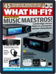 What Hi-Fi? Magazine (Digital) Subscription November 1st, 2021 Issue