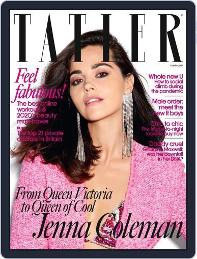 Tatler UK Magazine (Digital) October 1st, 2020 Issue Cover